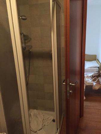 Romantic Charming Hotel Rancolin: Doccia