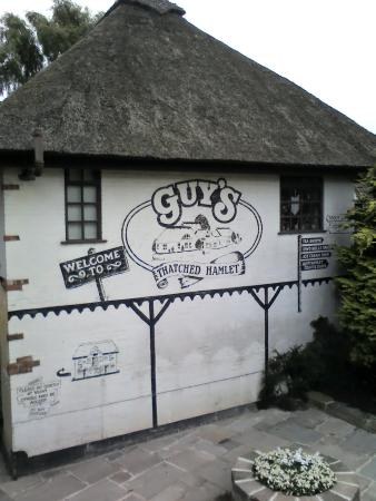 Guy's Thatched Hamlet : guys!