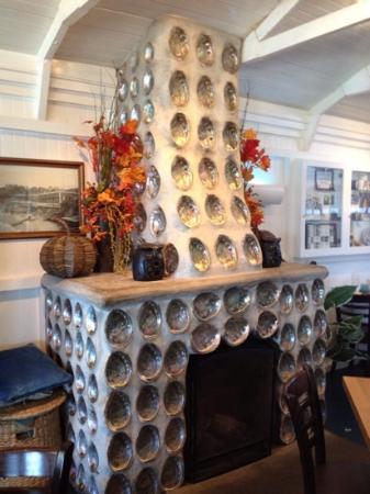Brockton Villa Restaurant: Love!