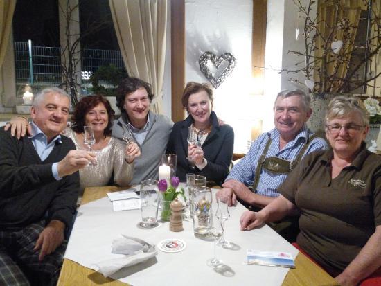 Gasthaus Spitzer: una bella serata
