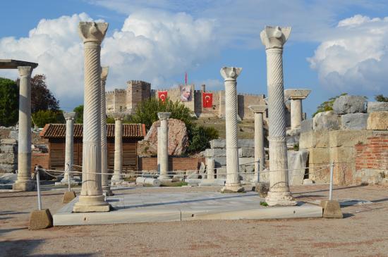Ekol Travel - Day Tours : St John Basilica