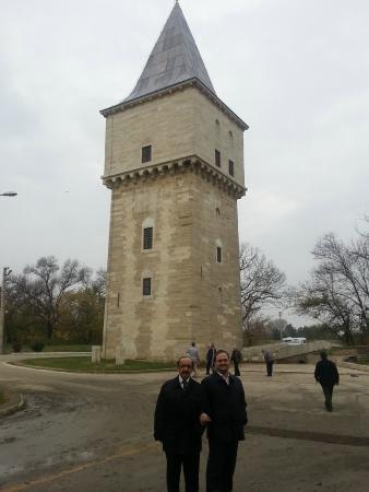 Edirne, Tyrkia: Yargı binası