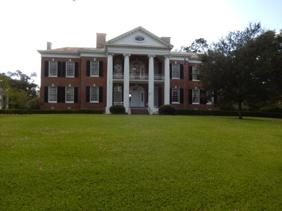 Natchez Pilgrimage Tours Day Tours: Auburn