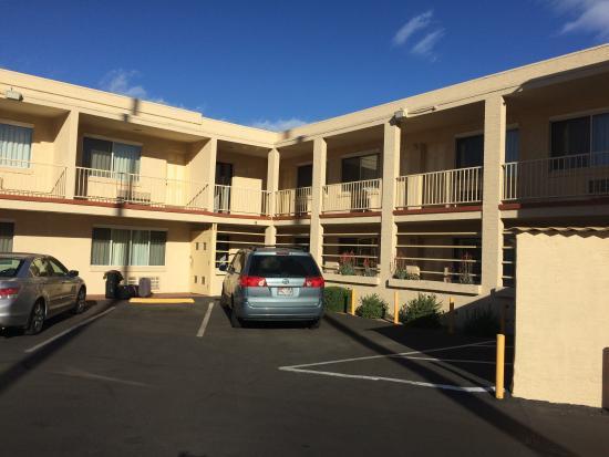 Rodeway Inn Downtown Phoenix: Exterior1
