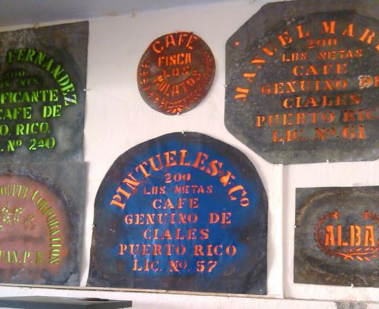 Coffee ID's - Picture of Coffee Museum, Ciales - TripAdvisor on