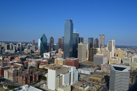 dallas skyline picture of reunion tower dallas tripadvisor