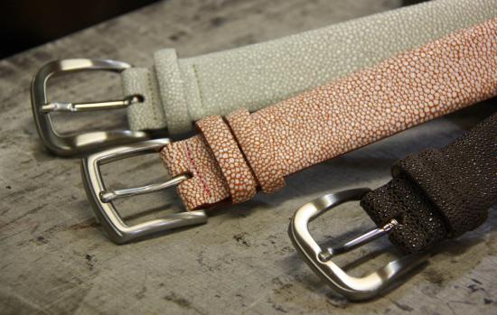Alberto Favara Handmade Belts