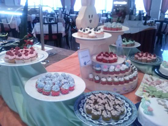 جروبوتيل ألكوديا سويت: dias dulces