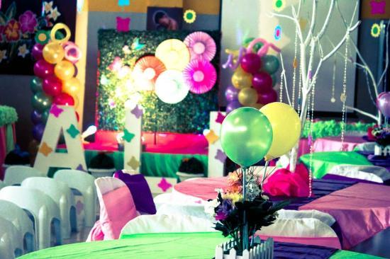 Lipa City, Philippines: Birthday Party