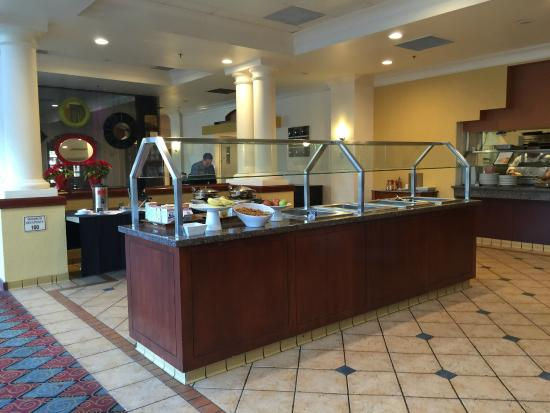 Breakfast Buffet - Picture of Costa Mesa Marriott, Costa Mesa ... on