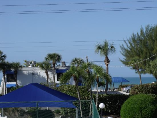 Gulf Tides of Longboat Key: View from our room
