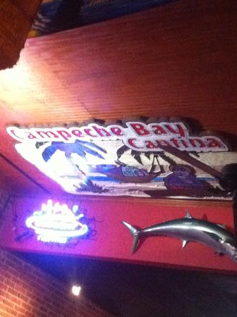 Campeche Bay Cantina: The place to be