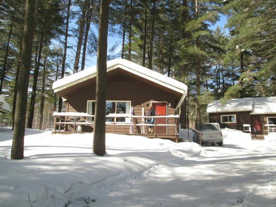 Blue Spruce Resort : Cottage # 9