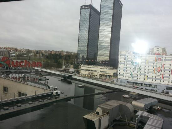 Ma chambre photo de campanile paris est porte de - Gare routiere paris gallieni porte bagnolet ...