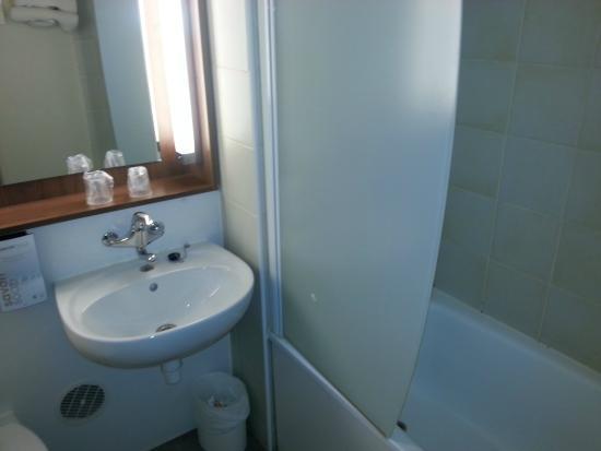 Salle de bain photo de campanile paris est porte de - Campanile paris est porte de bagnolet ...