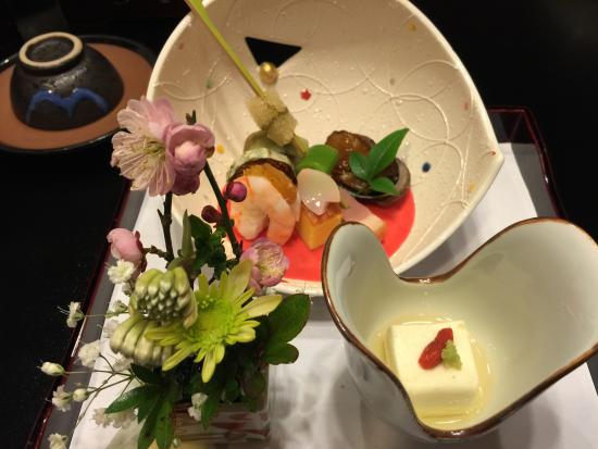 Takechiyo Kirishima Bettei: お料理