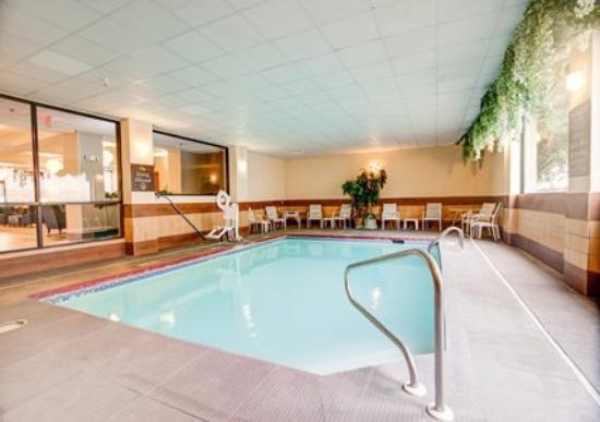 Comfort Inn : Indoor Heated Pool