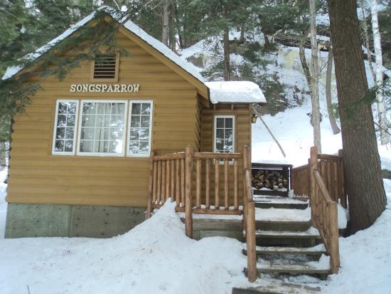 Cedar Grove Lodge: Song sparrow Cabin