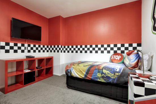 Amazing Pegasus Apartu0027Hotel: Racing Car Themed 2 Bedroom