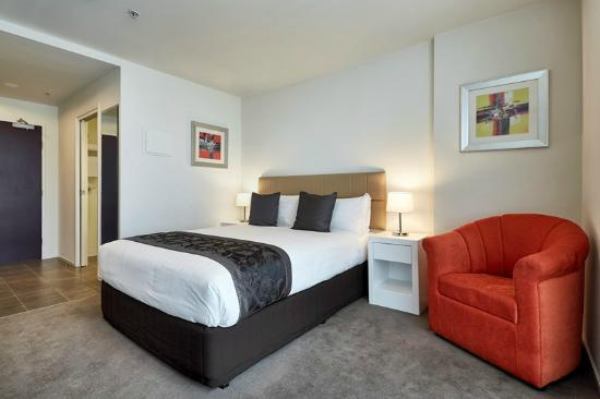 Studio Apartment Melbourne queen studio apartment - picture of pegasus apart'hotel, melbourne