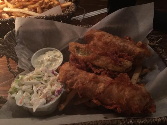 The Pub n Grub : Fish and chips, yummy