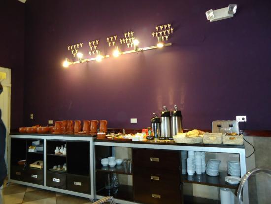Maytaq Wasin Boutique Hotel: Café da manhã, pão peruano é uma delícia