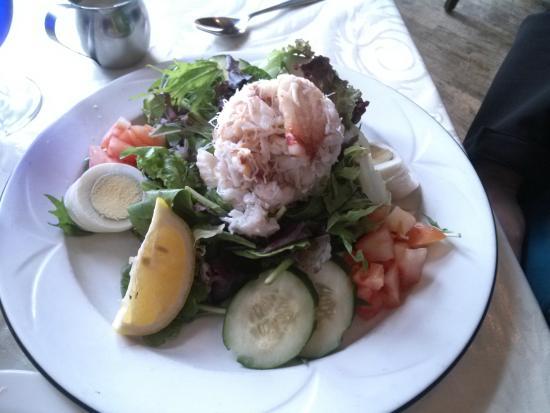 Belmont Restaurant & Saloon: Belmont Crab Louie