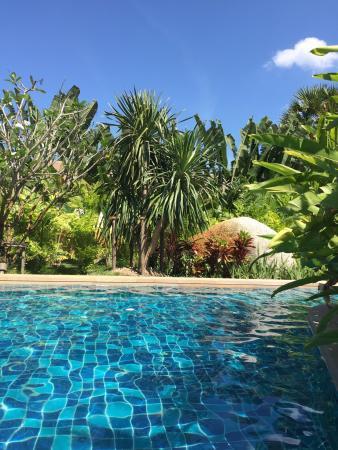 Naithonburi Beach Resort: Замечательное место