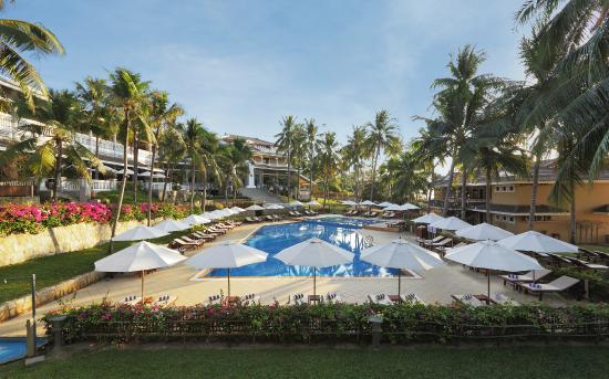 Amaryllis Resort & Spa: Main view