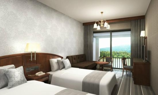 Hakone Sengokuhara Prince Hotel: Standard TWIN
