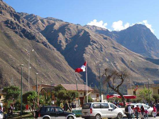 Plazoleta Aracama