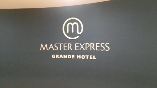 Master Premium Grande Hotel: Oi