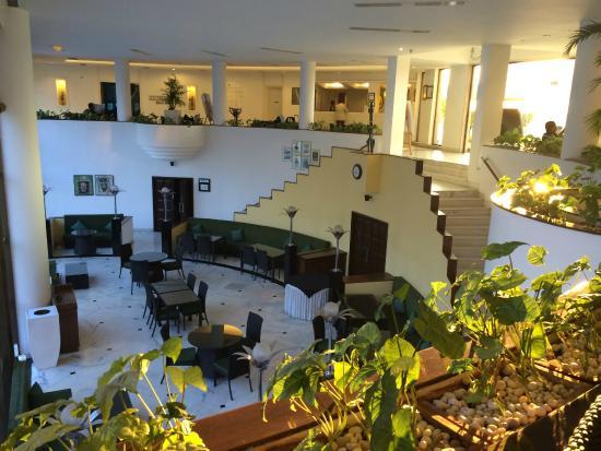 Lemon Tree Hotel Aurangabad Lobby Area