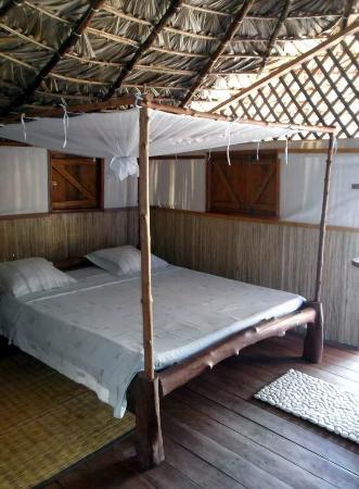 Sakalava Lodge: Notre Chambre