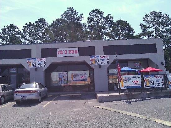 Goose Creek, SC: Front of bar