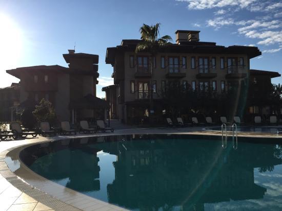 Club Grand Side: Один из множества бассейнов!