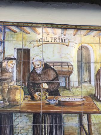 cal frare キャステルフォリット デル ボワー cal frare restaurantの