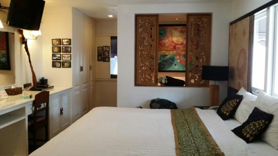 Baipho Boutique Residence Phuket : Beautiful room.