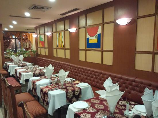 restaurant 1 picture of grand continental hotel allahabad rh tripadvisor in