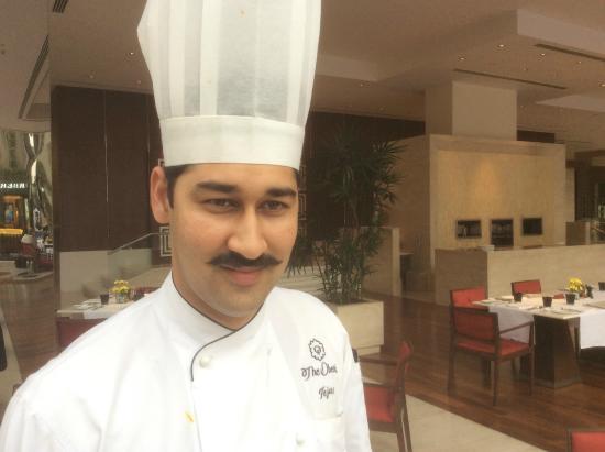 Threesixtyone Degrees: Chef Tejas Sovani