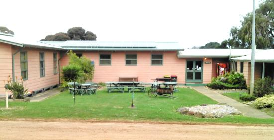 Parndana, Australia: GREAT for GROUPS .. all under one roof or enjoy a BBQ..