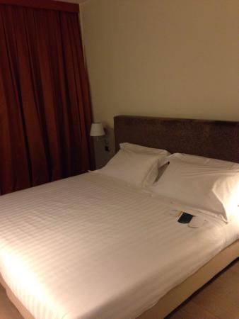 UNA Hotel Modena: Letto