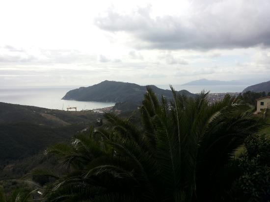 Agriturismo Villa Casaggiori: la vista 1