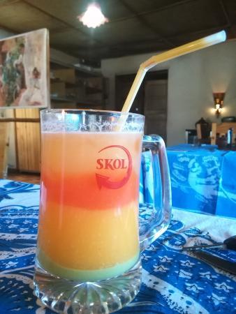 Zandina divine cocktail juice