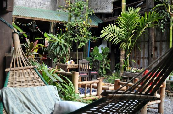 Champa Lao: Ahhh... Relaxing