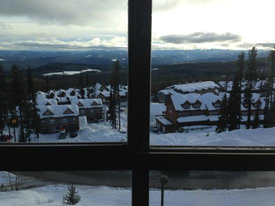 Inn at Big White: View from room