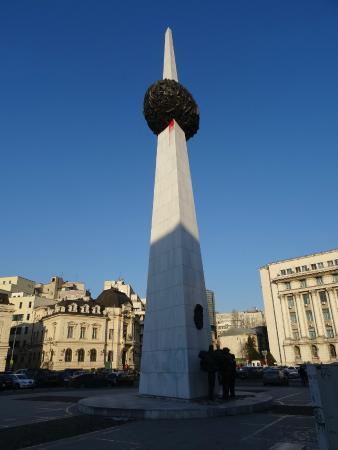 Revolution Square (Piata Revolutiei): Memorial of Rebirth