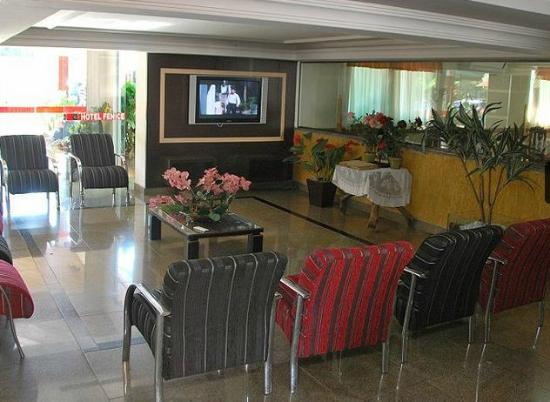 Hotel Fenice: Sala de espera