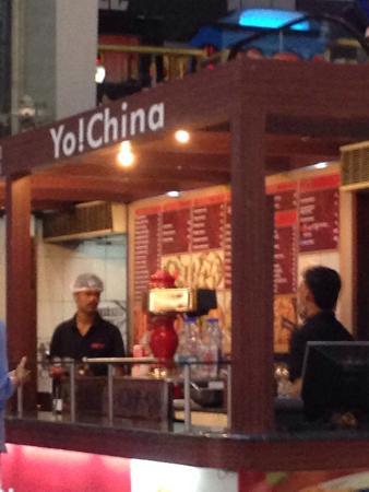 Yo! China