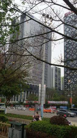 Radisson Blu Hotel Liuzhou : Radisson Blu Liuzhou Hotel